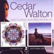 Cedar Walton, Animation/Soundscapes (CD)
