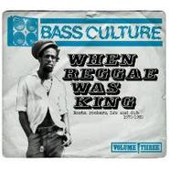 Various Artists, Bass Culture-When Reggae Was King (CD)