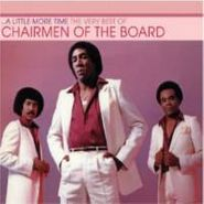 Chairmen Of The Board, Little More Time: Very Best Of Chairmen of The Board(CD)