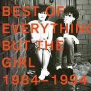 Everything But The Girl, Best Of Everything But The Girl 1984-1994 (CD)