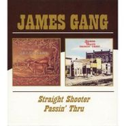 James Gang, Straight Shooter/Passin' Thru (CD)