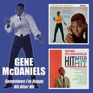 Gene McDaniels, Sometimes I'm Happy / Hit After Hit (CD)