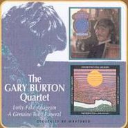 Gary Burton, Lofty Fake Anagram / A Genuine Tong Funeral (CD)
