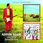 Adrian Belew, Lone Rhino/Twang Bar King (CD)