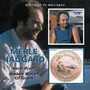 Merle Haggard, Kern River / Amber Waves of Grain (CD)