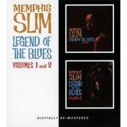 Memphis Slim, Legend Of The Blues - Volume 1-2 (CD)