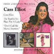 Cass Elliot, Cass Elliot / The Road Is No Place For A Lady / Don't Call Me Mama Anymore (CD)