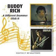 Buddy Rich, Different Drummer/Stick It (CD)