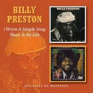 Billy Preston, I Wrote A Simple Song/Music Is (CD)