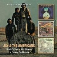 Jay & The Americans, Sands Of Time / Wax Museum / Capture The Moment (CD)