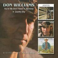 Don Williams, You're My Best Friend/Harmony/ (CD)