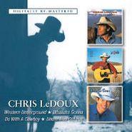 Chris LeDoux, Western Underground/Whatcha Go (CD)