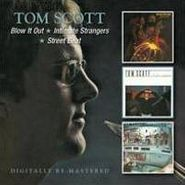 Tom Scott, Blow It Out/ Intimate Strangers/ Street Beat [Remastered UK Import] (CD)