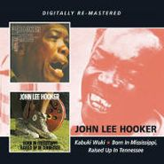 John Lee Hooker, Kabuki Wuki (live)/born In Mis (CD)