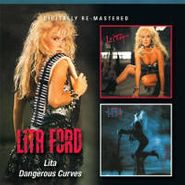 Lita Ford, Lita/Dangerous Curves (CD)