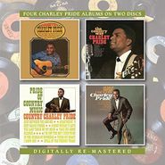 Charley Pride, Country Charley Pride / The Country Way / Pride Of Country Music / Make Mine Country (CD)