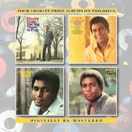 Charley Pride, Did You Think To Pray / A Sunshiny Day / Songs Of Love / Sweet Country (CD)
