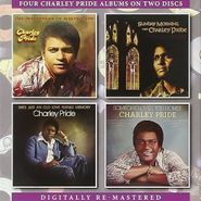 Charley Pride, The Happiness Of Having You / Sunday Morning With Charley Pride / She's Just An Old Love Turned Memory / Someone Loves You Honey (CD)