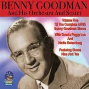 Benny Goodman, Volume Five Of The Complete AFRS Shows (CD)