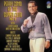Perry Como, At The Supper Club Pt. 2 (CD)