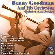 Benny Goodman, AFRS Benny Goodman Show: Volume Ten (CD)