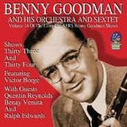 Benny Goodman, Volume 14 Of The Complete AFRS Shows: Shows Thirty Three And Thirty Four (CD)