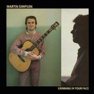 Martin Simpson, Grinning In Your Face (CD)
