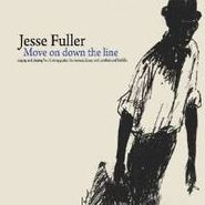 Jesse Fuller, Move On Down The Line (CD)