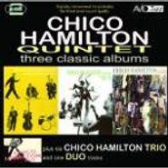 The Chico Hamilton Quintet, Three Classic Albums Plus (CD)