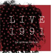 The Wedding Present, Live 1991 (CD)
