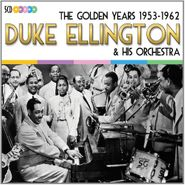 Duke Ellington & His Orchestra, The Golden Years 1953-1962 (CD)