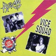 The Adicts, Live & Loud (CD)