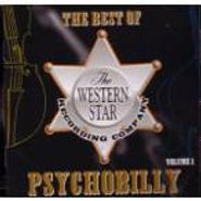 Various Artists, The Best Of Western Star Psychobilly Vol. 1 (CD)