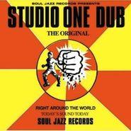 Dub Specialist, Studio One Dub  (LP)