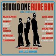 Various Artists, Soul Jazz Records Presents: Rude Boy (LP)
