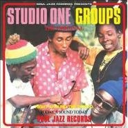 Various Artists, Studio One Groups (LP)