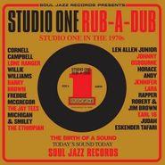 Various Artists, Soul Jazz Records Presents Studio One Rub-A-Dub (LP)