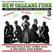 Various Artists, Soul Jazz Records Presents: New Orleans Funk Vol. 3 (LP)