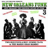 Various Artists, Soul Jazz Records Presents: New Orleans Funk Vol. 3 (CD)
