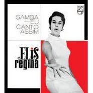 Elis Regina, Samba,eu Canto Assim (1965)