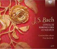 Johann Sebastian Bach, J.S. Bach: Complete Harpsichord Concertos