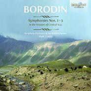 Alexander Borodin, Borodin: Symphonies Nos. 1-3 / In Steppes of Central Asia (CD)