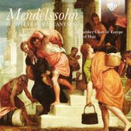 Felix Mendelssohn, Complete Psalm Cantatas (CD)