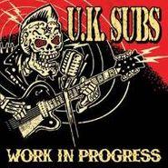 U.K. Subs, Work In Progress (CD)
