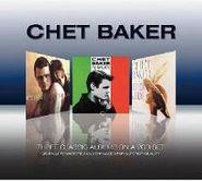 Chet Baker, Three Classic Albums (CD)