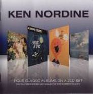 Ken Nordine, Four Classic Albums: Word Jazz / Sounds In Space / Love Words / Concert In The Sky (CD)