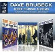 Dave Brubeck, Three Classic Albums (CD)