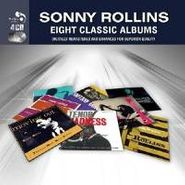 Sonny Rollins, Eight Classic Albums (CD)