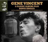 Gene Vincent, Six Classic Albums Plus Bonus Singles (CD)
