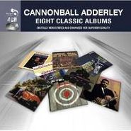 Cannonball Adderley, Eight Classic Albums (CD)